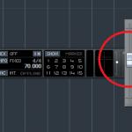 Cubase8で「レベルコントロール(出力チャンネル)」のつまみを初期値に戻す方法